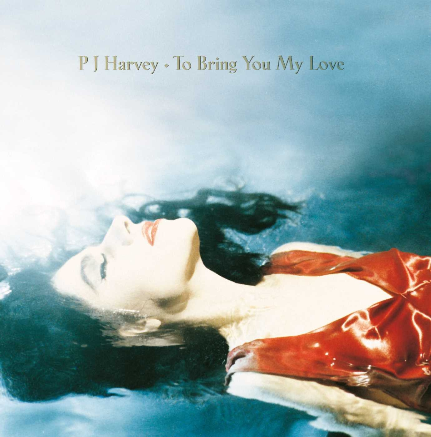 PJ Harvey - To Bring You My Love [LP]