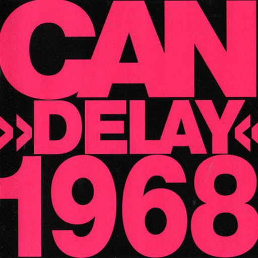 Can - Delay 1968 [LP] (Pink Vinyl)