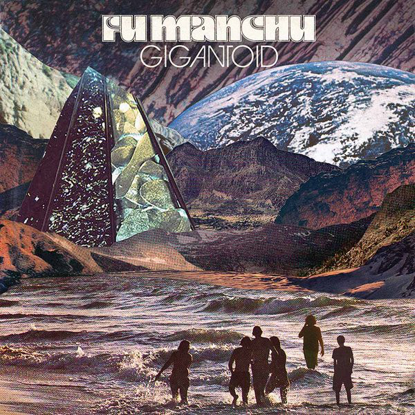 Fu Manchu – Gigantoid [LP] (Purple Viny)