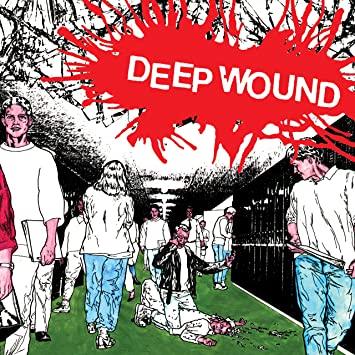 Deep Wound - Deep Wound [LP]