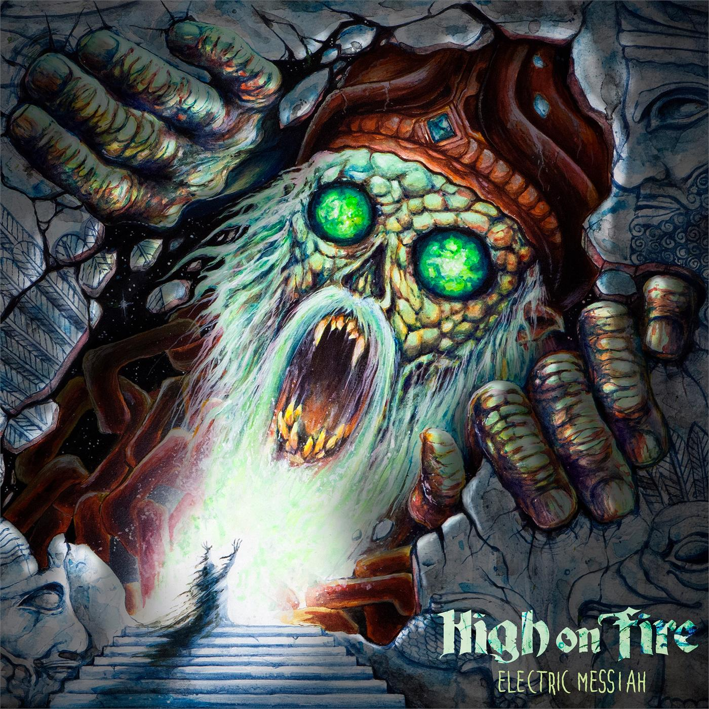 High On Fire - Electric Messiah [2xLP]