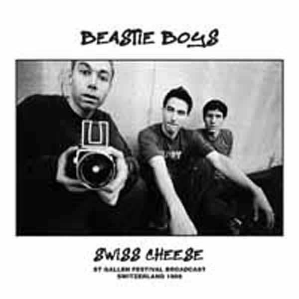 Beastie Boys - Swiss Cheese [2xLP]