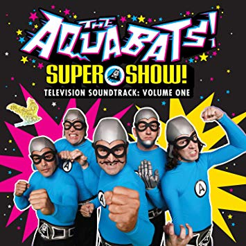 The Aquabats – Super Show! Television Soundtrack [LP]