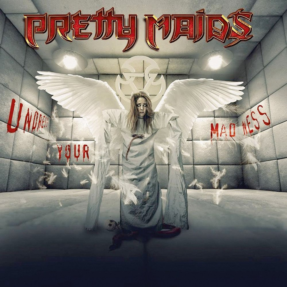 Pretty Maids – Undress Your Madness [LP]