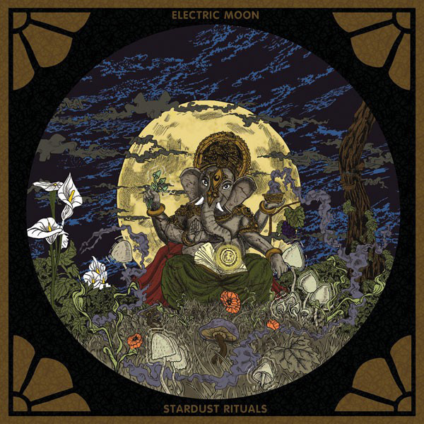 Electric Moon - Stardust Rituals [LP] (Orange vinyl)