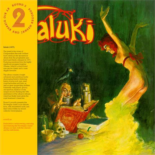 Saluki - Saluki [LP]
