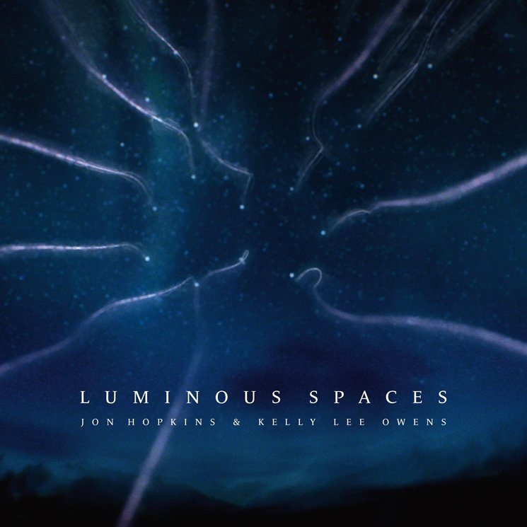 "Jon Hopkins and Kelly Lee Owens - Luminous Spaces [12""]"
