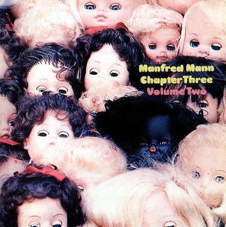 Manfred Mann Chapter Three - Volume Two [LP]