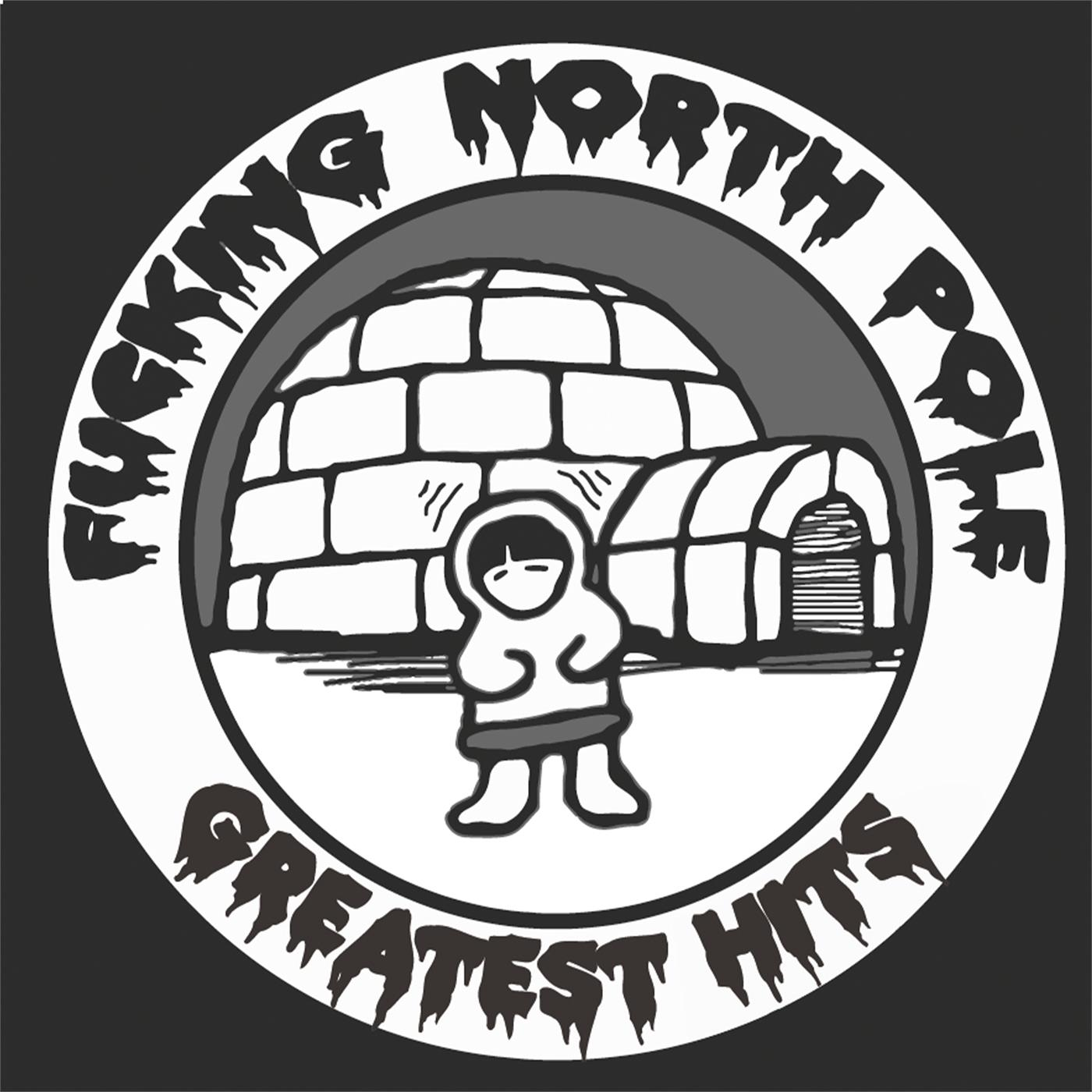 Diverse Artister - Fucking North Pole Greatest Hits [LP]