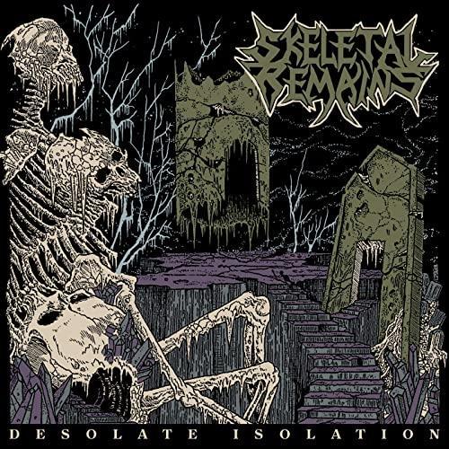Skeletal Remains - Desolate Isolation [2xLP]