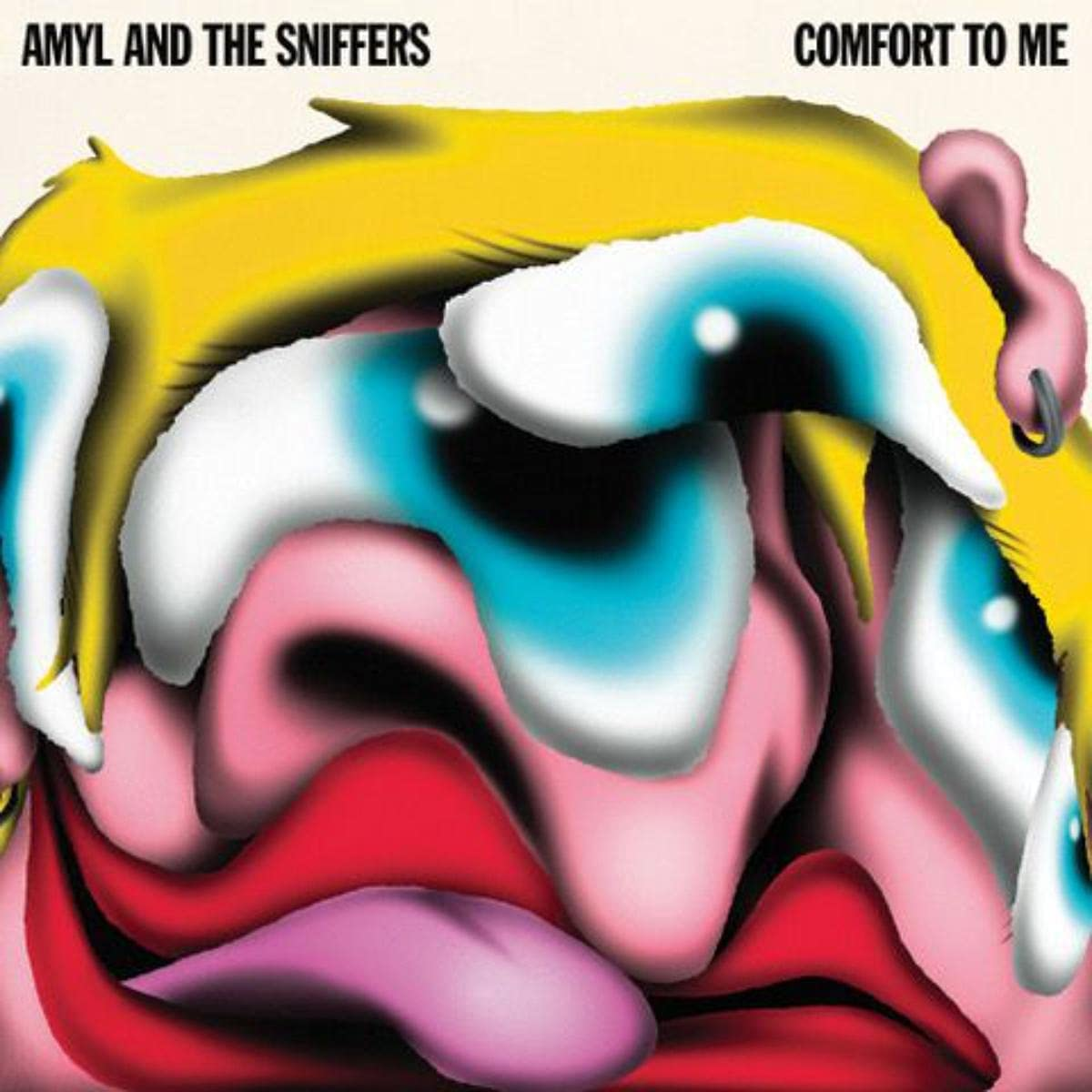 Amyl and The Sniffers - Comfort To Me [LP] (Romer Red Vinyl)
