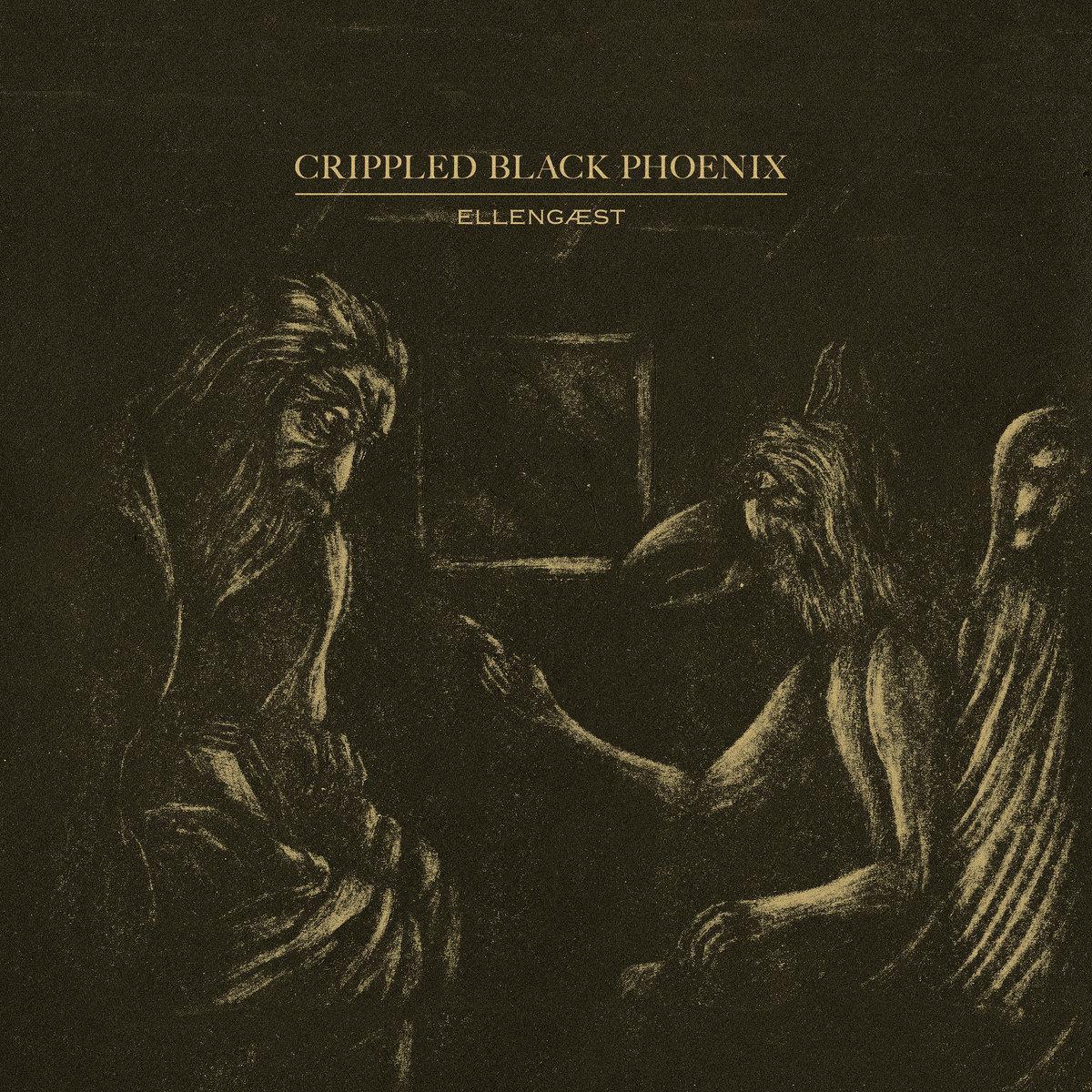 Crippled Black Phoenix - Ellengæst [LTD 2xLP] (Purple Vinyl)