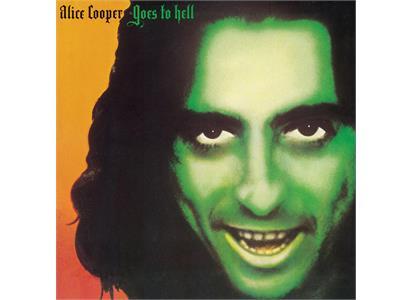 Alice Cooper - Alice Cooper Goes To Hell [LTD LP]