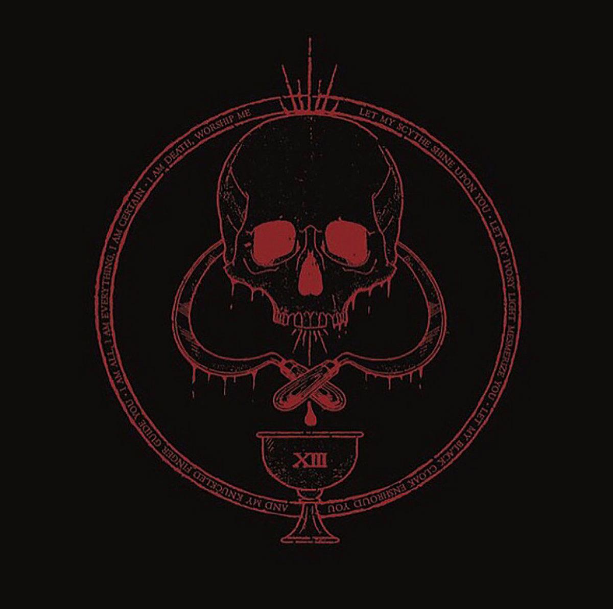 """Ritual Death – Ritual Death [LTD 10""""] (Red vinyl)"""