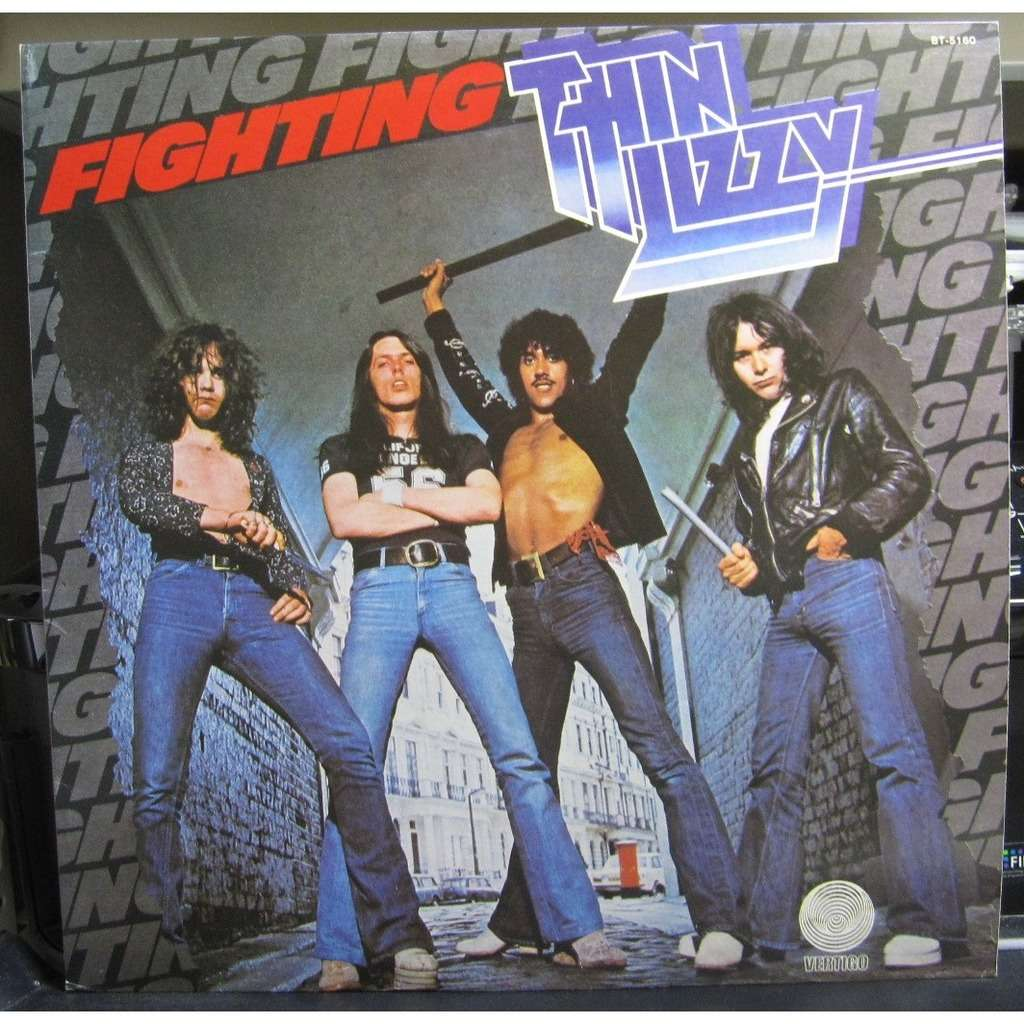 Thin Lizzy – Fighting [LP]