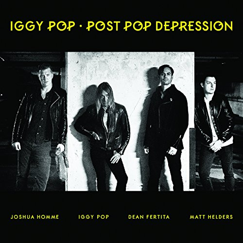 Iggy Pop - Post Pop Deperession [LP]