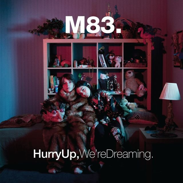 M83 – Hurry Up, We're Dreaming [2xLP]