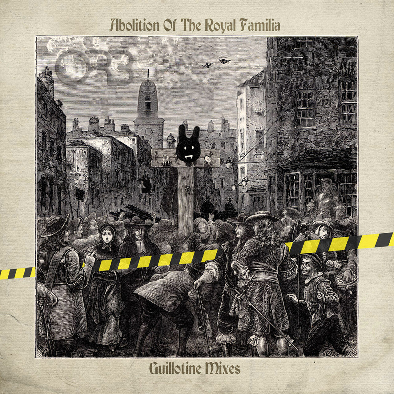 The Orb - Abolition Of The Royal Familia - Guillotine Mixes [LTD 2xLP]