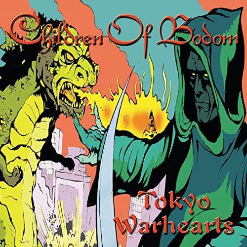 Children of Bodom - Tokyo Warhearts [LP]