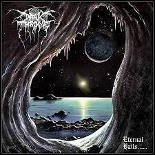 Darkthrone - Eternal Hails...... [LTD LP] (Norway exlusive blue vinyl)
