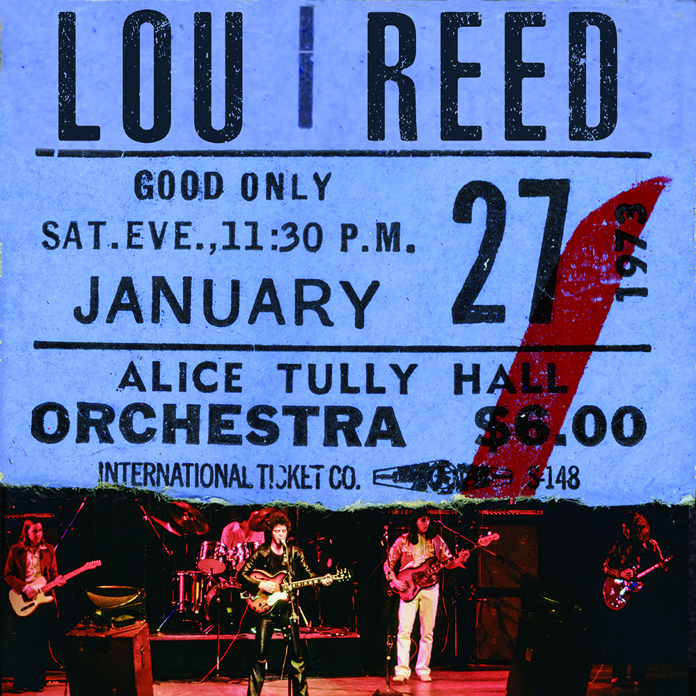 Lou Reed - Live At Alice Tully Hall [LTD 2xLP] (RSD20)