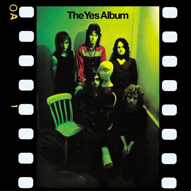 Yes - The Yes Album [LP]