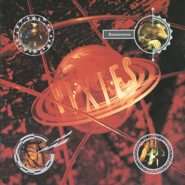 Pixies - Bossanova [LP] (Red vinyl - 30th Anniversary)