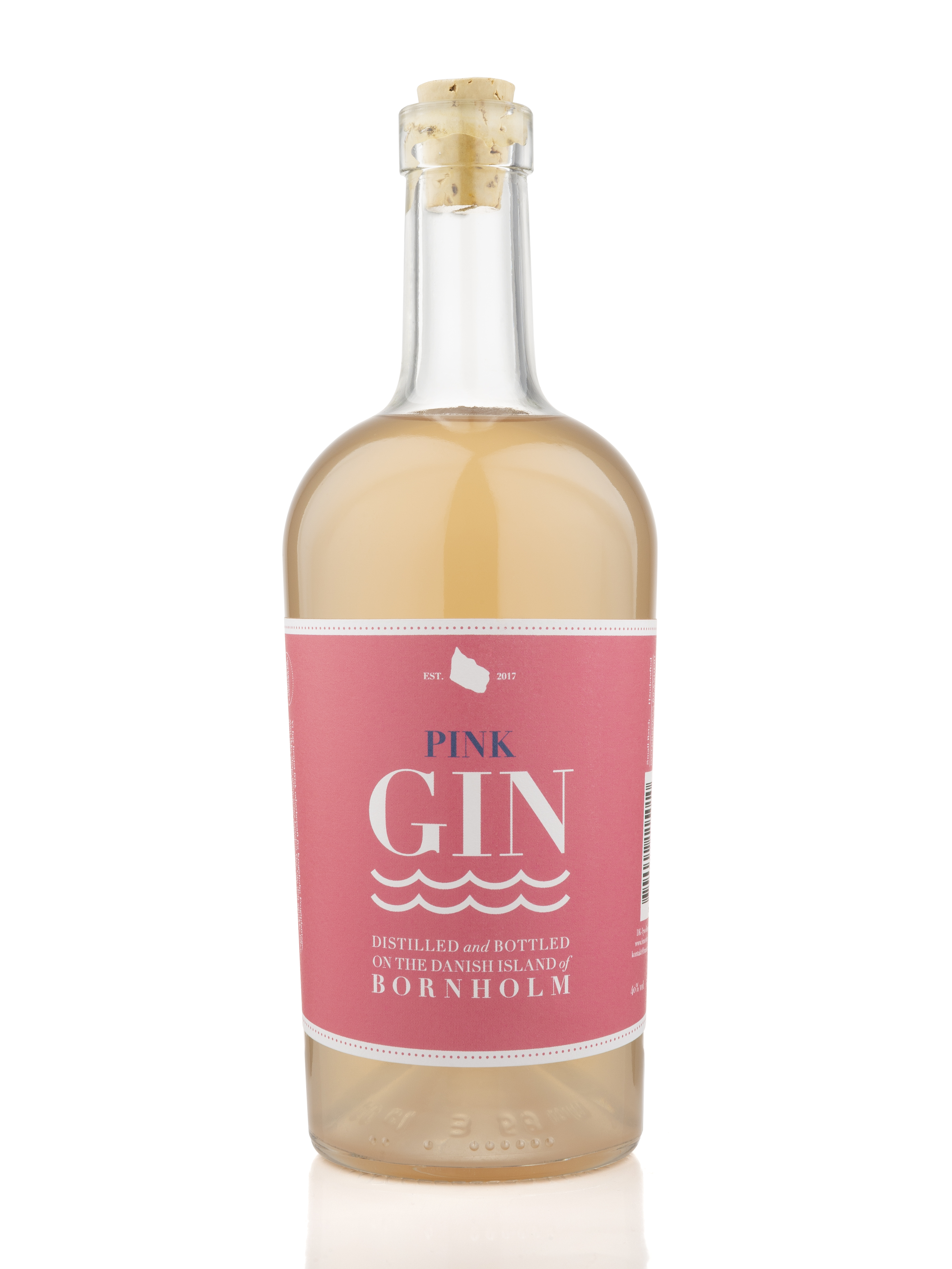 Pink Gin - Launched June 2020