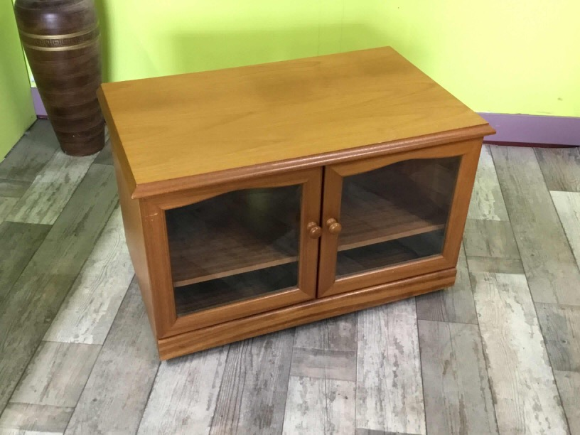 Now On Retro Style Tv Stand Unit The Recycled Goods Factory 01903 753377