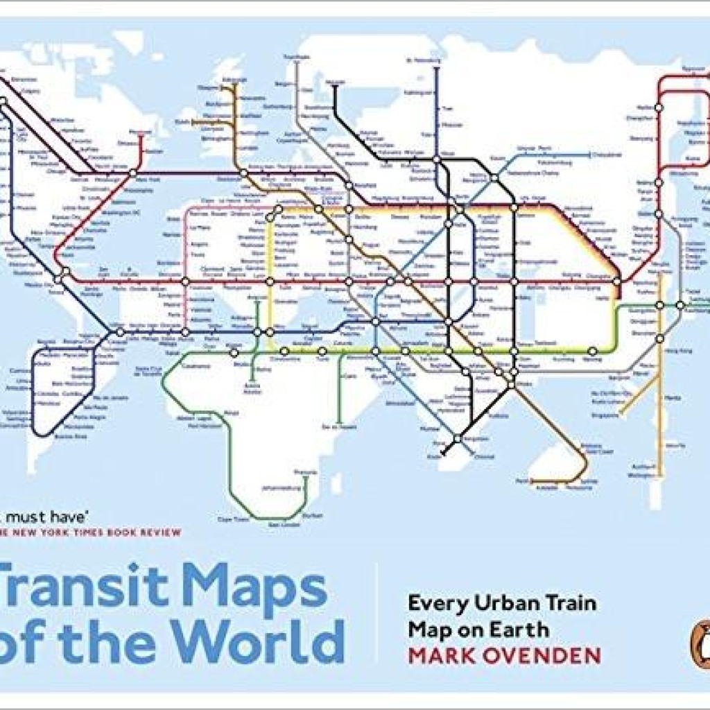 trikk gøteborg kart Transit Maps of the World: Every Urban Train Map on Earth [2015  trikk gøteborg kart