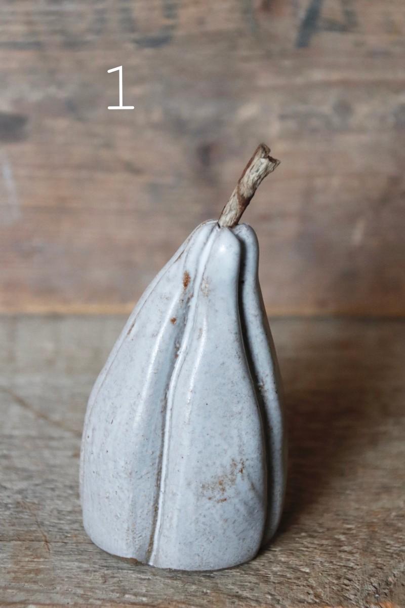 Pumpa - matt brungrå