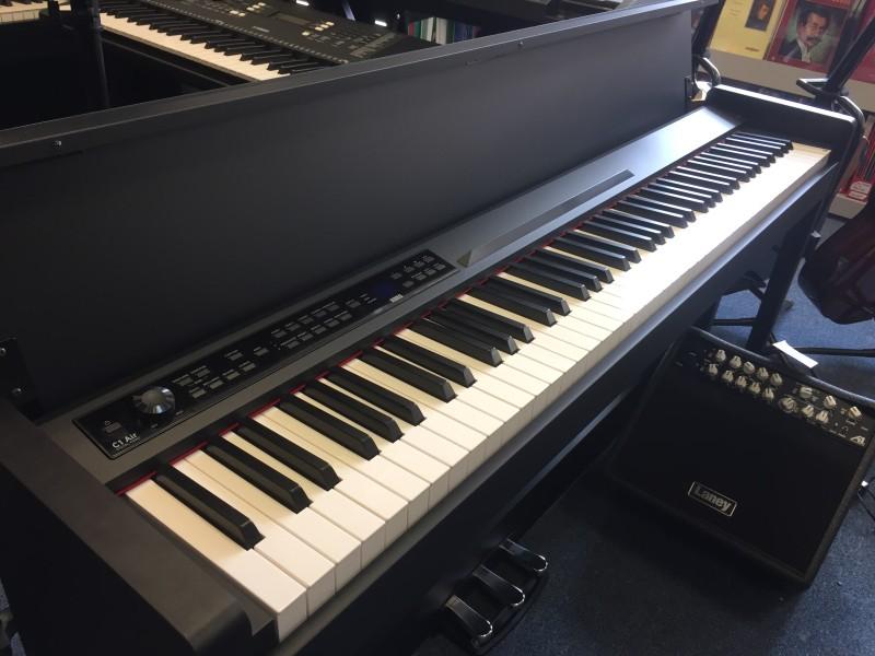 KORG C1 AIR-BK PIANO + WIRELESS MIDI