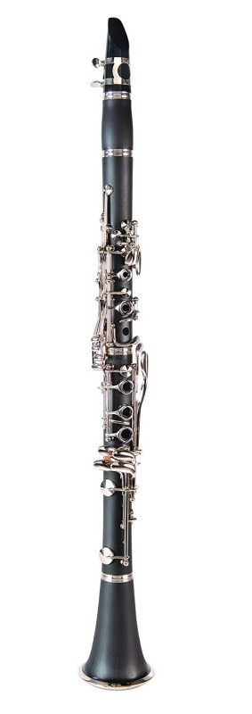 Odyssey Debut Clarinet outfit w' case