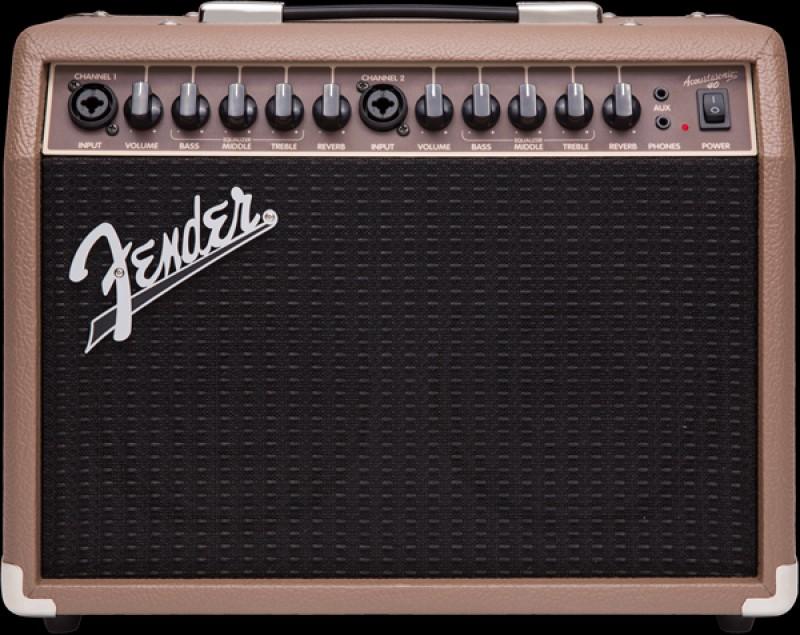 Fender Acoustasonic 40 230V acoustic guitar amp