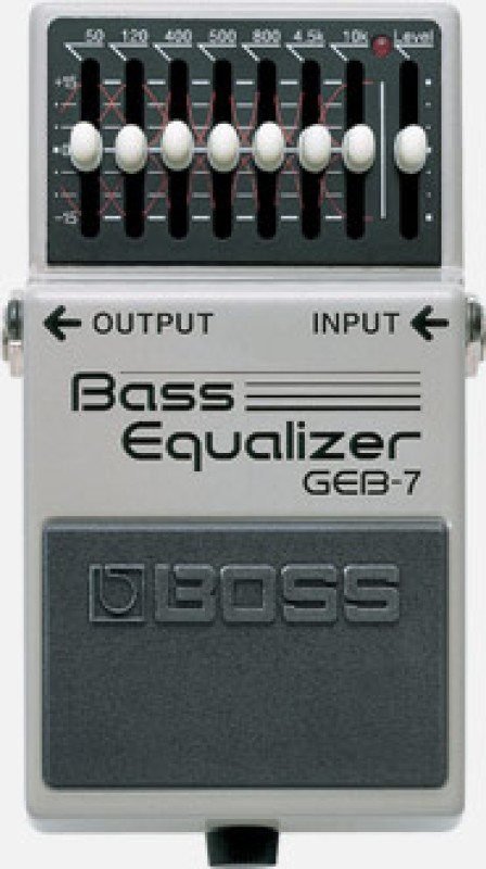 Boss GEB7 BASS GRAPHIC