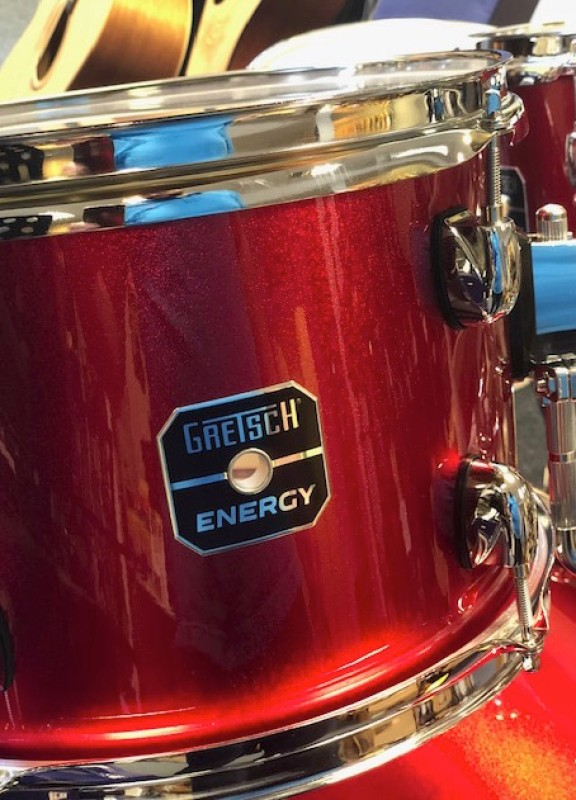 Gretsch Energy Rock Fusion Kit Red