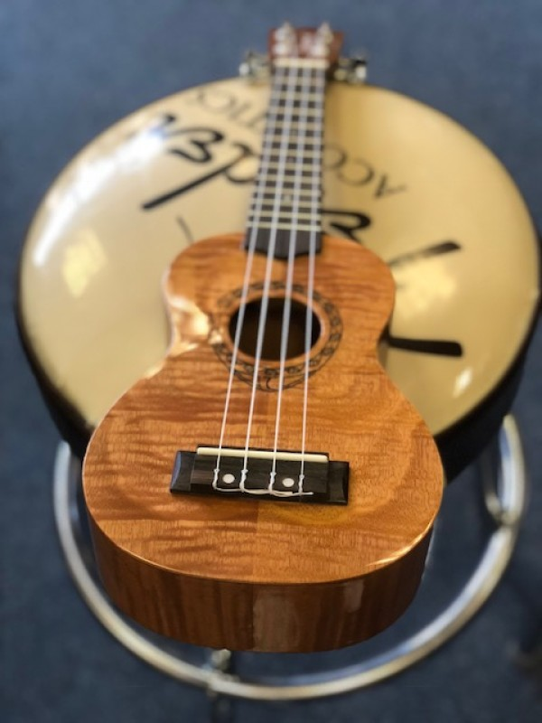 TANGLEWOOD UKULELE TWT5 SOPRANO ALL FL MAPLE ARCHED BACK