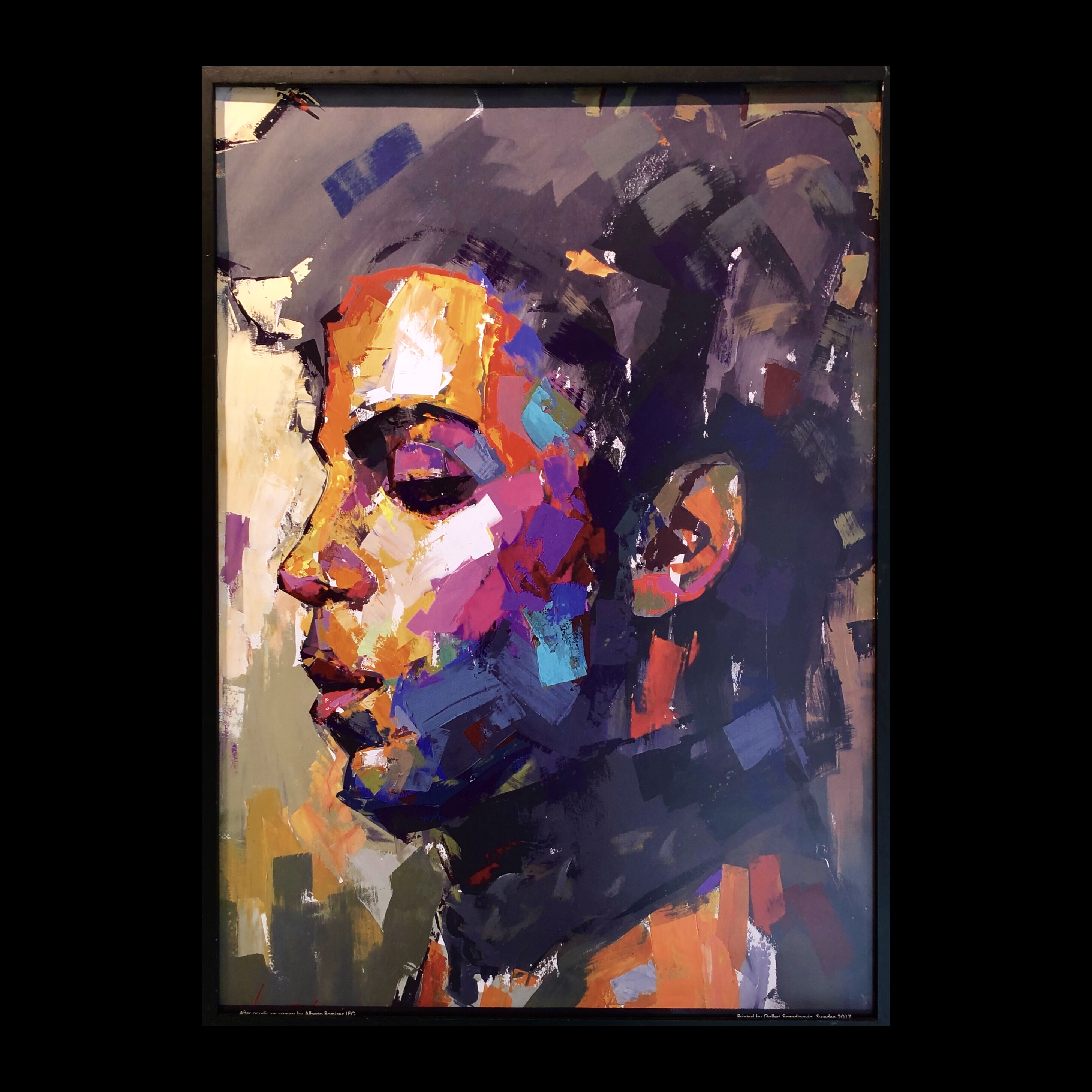 """""""Prince"""" - Limited Edition Poster by LEG. 50x70 cm"""