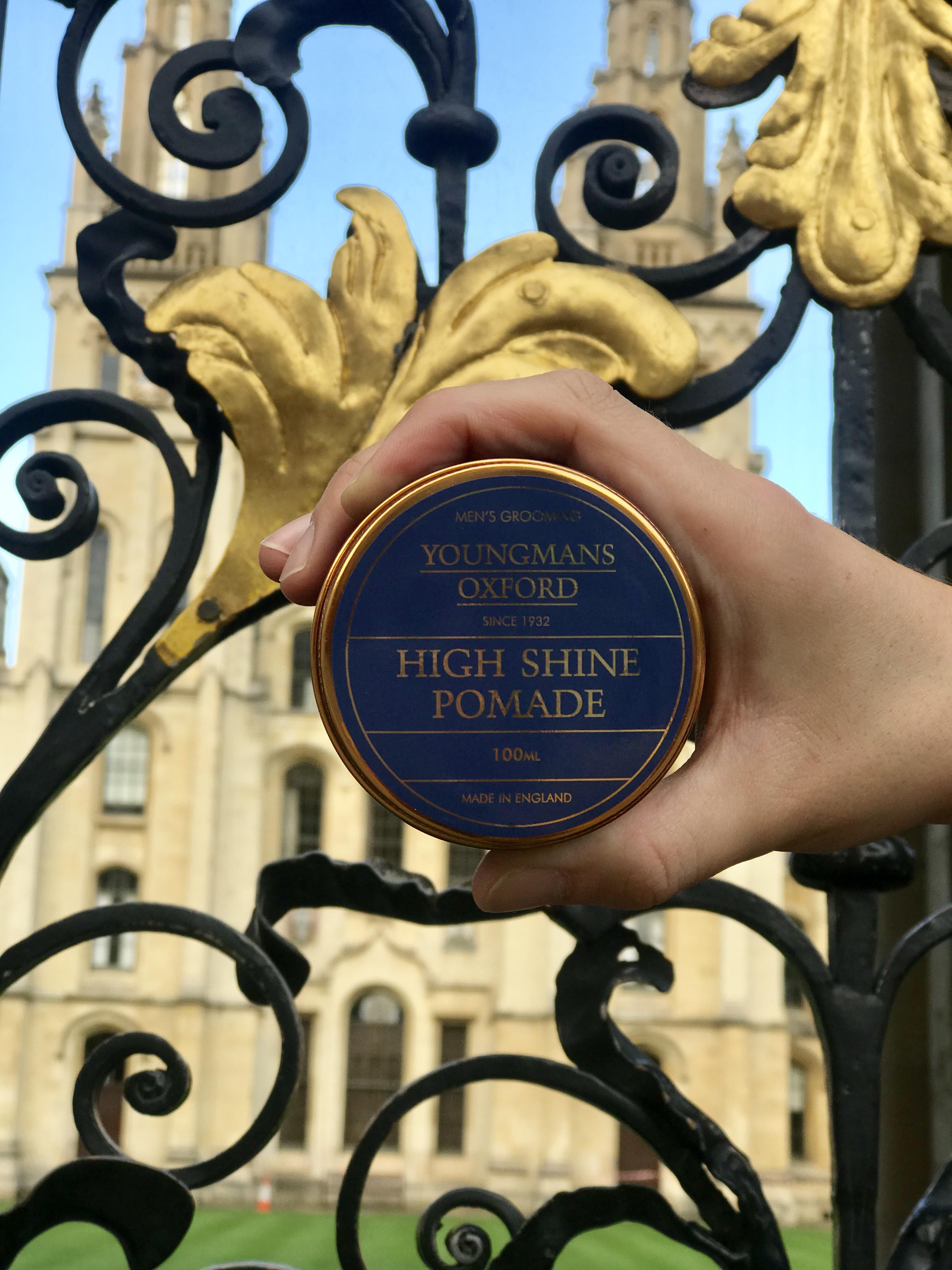 High Shine Pomade
