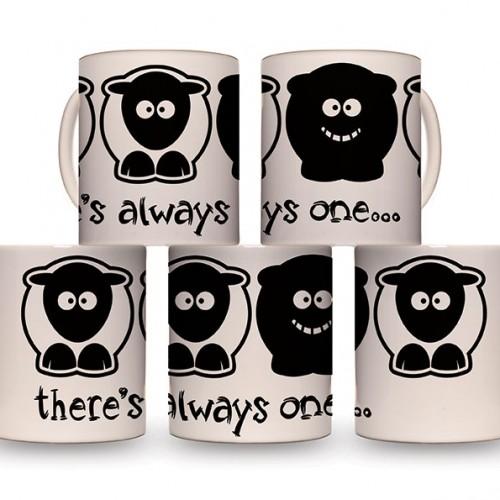 Sheepish Mug