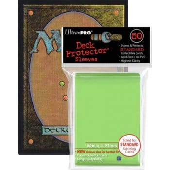 Ultra Pro Deck Protector Standard Sleeves (Various Colours)