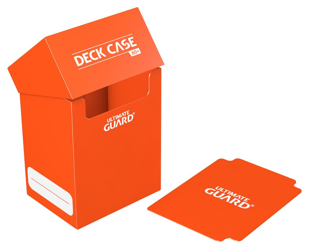 Ultimate Guard Deck Case 80+ Standard Size (Various Colours)