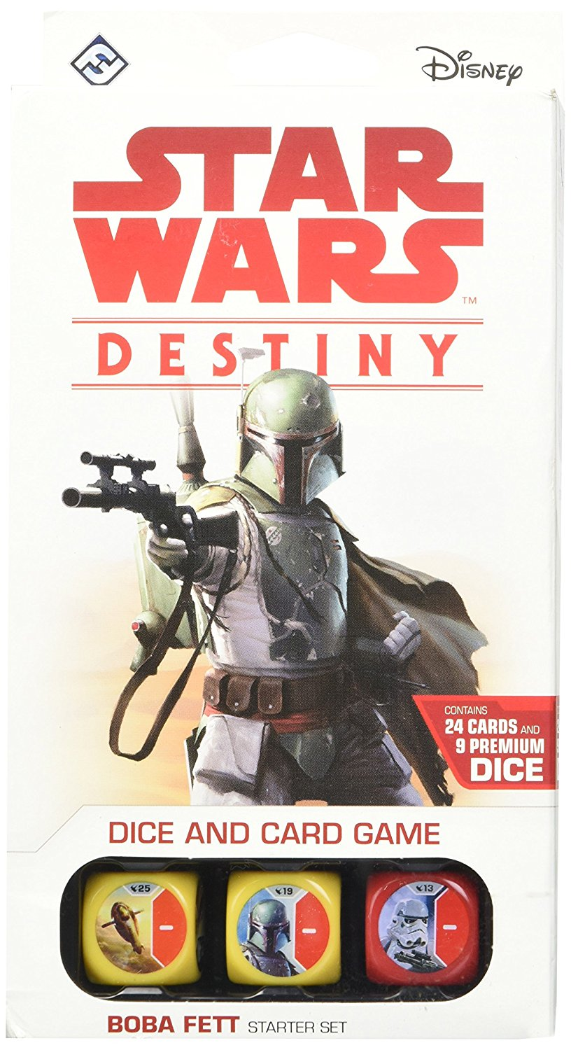 Star Wars Destiny: Starter Set (Luke/Boba)