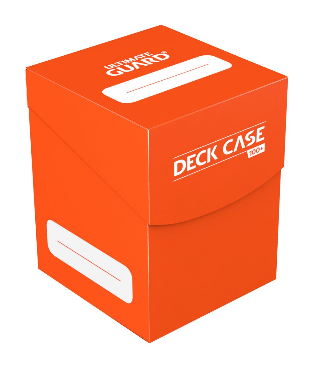 Ultimate Guard Deck Case 100+ Standard Size (Various Colours)