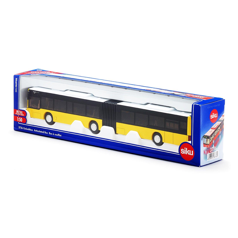 Siku Articulated Bus (1:50)