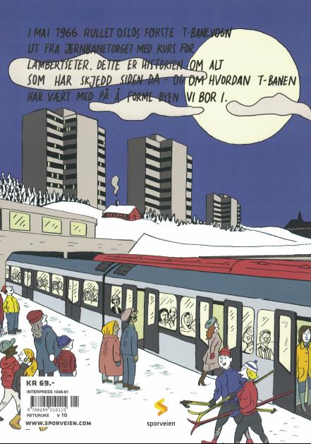 T-banen i Oslo 50 år