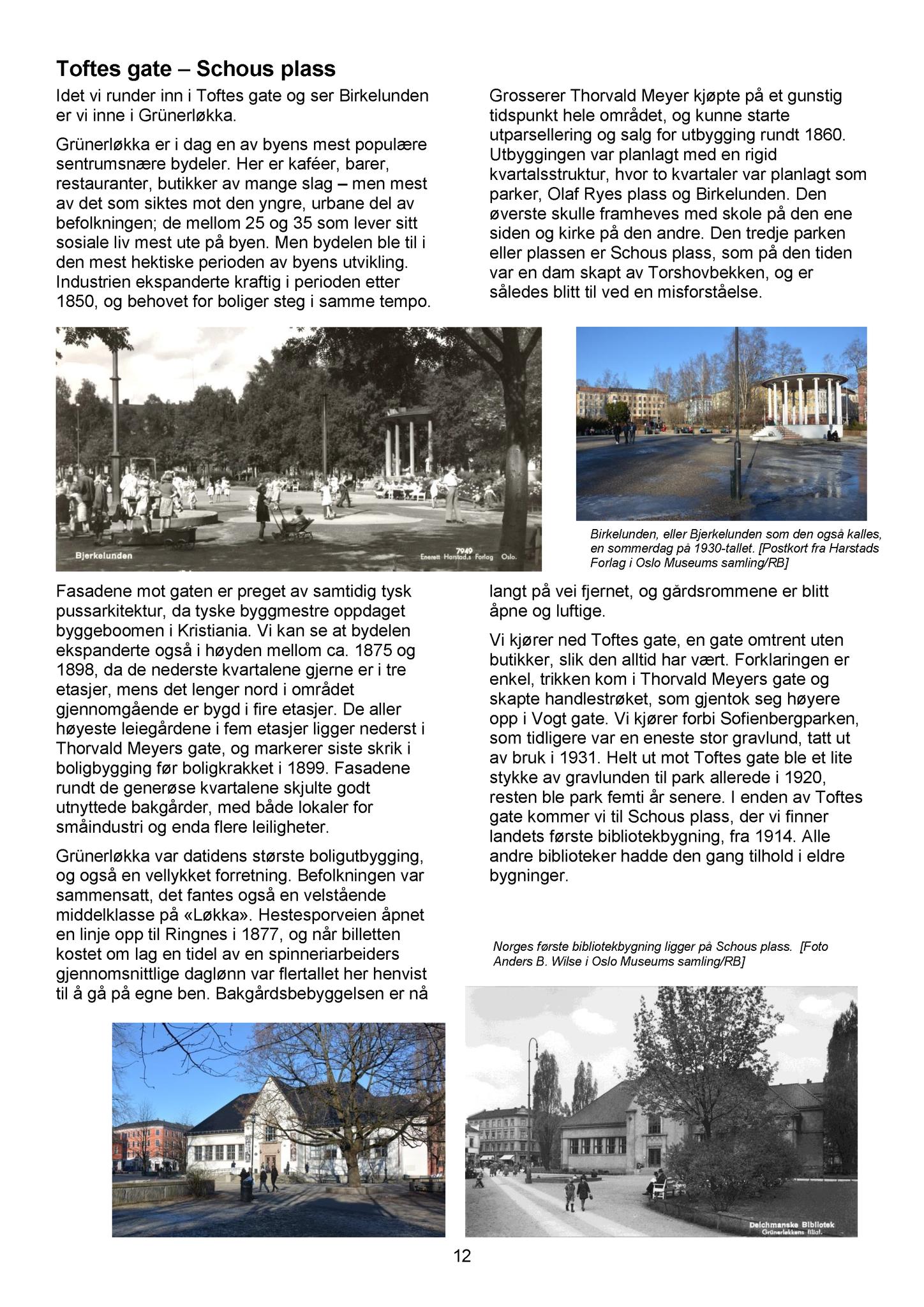 Bussringen - en reise i tid og byutvikling