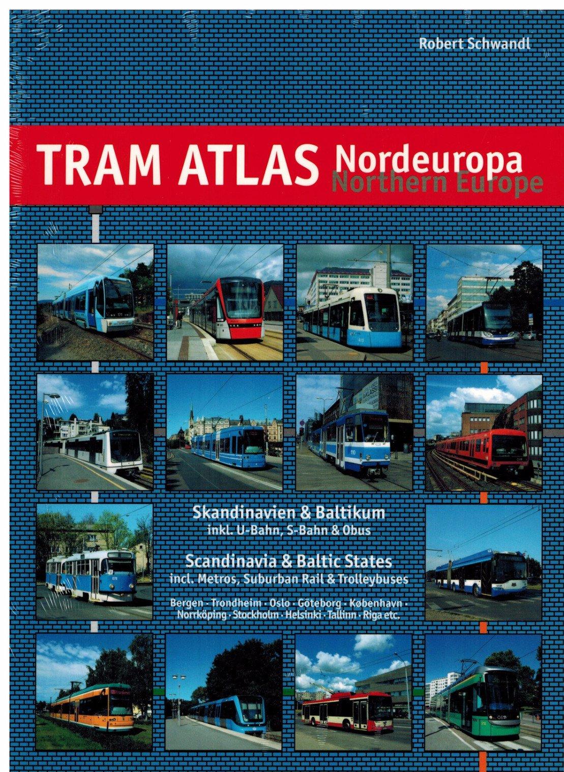 Tram Atlas Nordeuropa