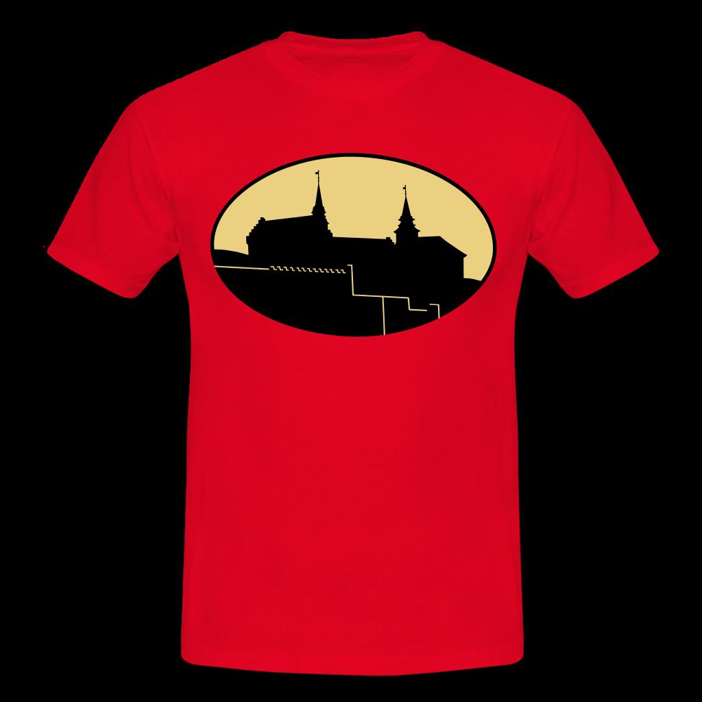 T-skjorte, Akershussilhuetten