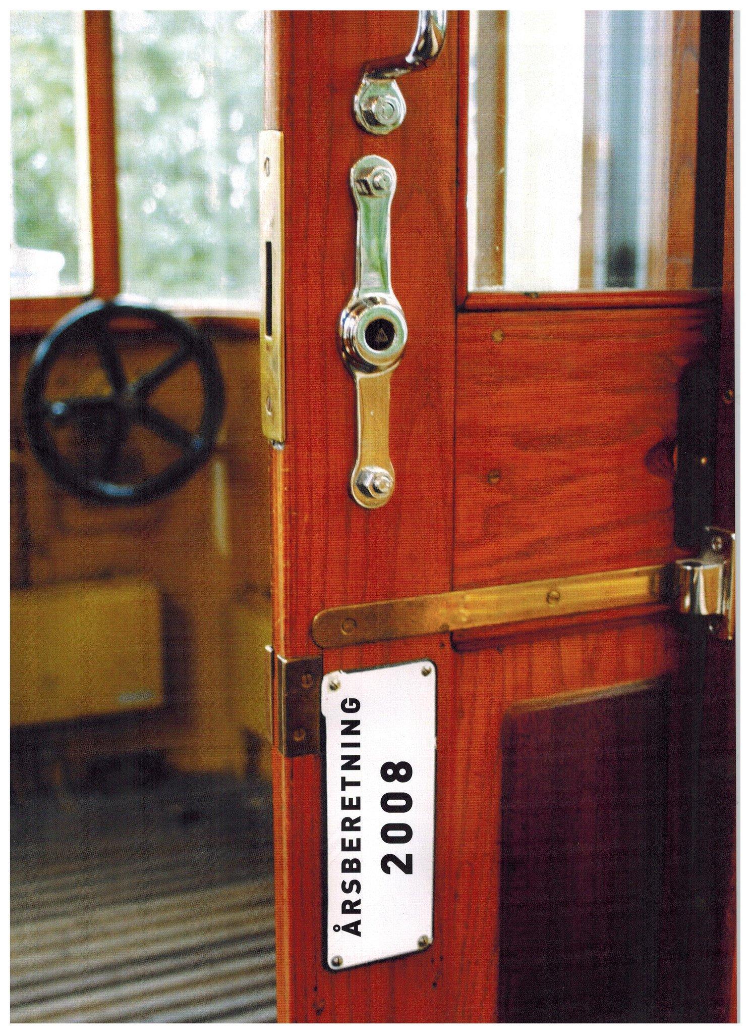 Årsberetning, Lokaltrafikkhistorisk Forening (LTF)